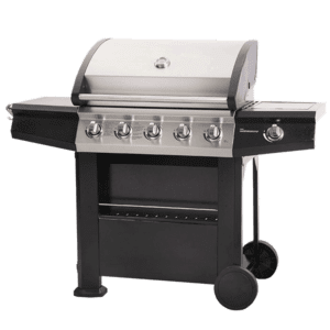 Dominica 5 +1 Burner gas bbq with side burner