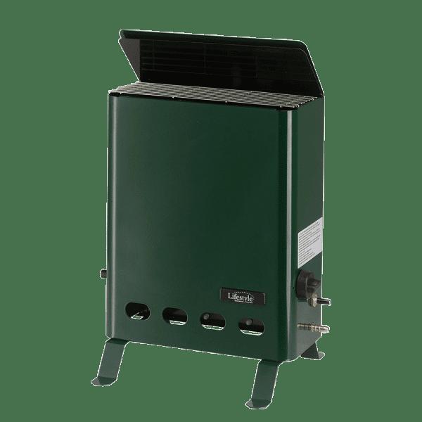 Eden Greenhouse Heater Green 2kW