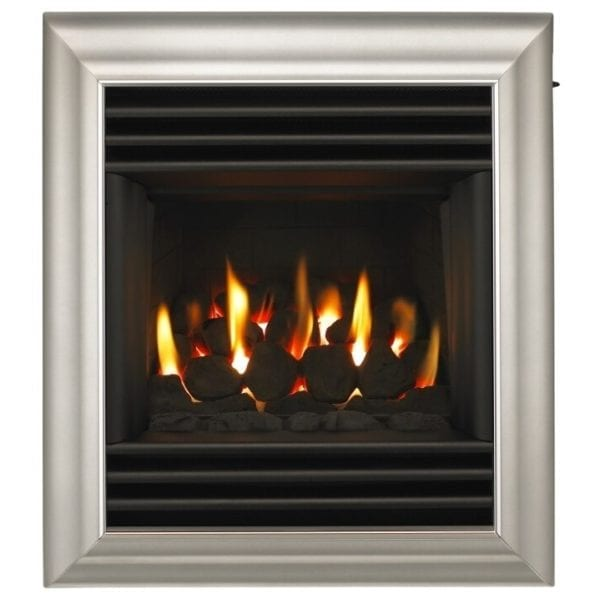 Valor Harmony Full Depth Homeflame Silver