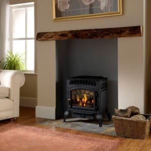 Ambience 4121 Flueless Gas Stove