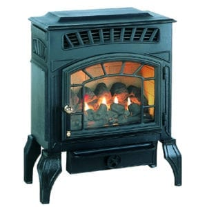 Esteem 4221 Flueless Gas Stove