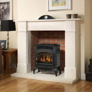 Esteem 4231 Log Flueless Gas Stove