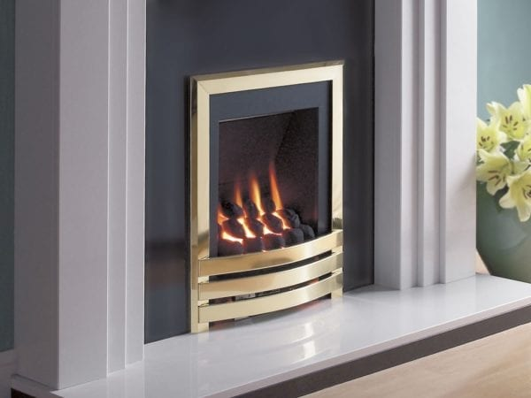 Windsor Contemporary Brass Coal
