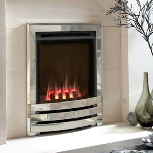 Windsor HE Contemporary Coal Chrome