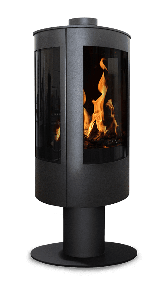 SERENITA Gas Pedestal Side
